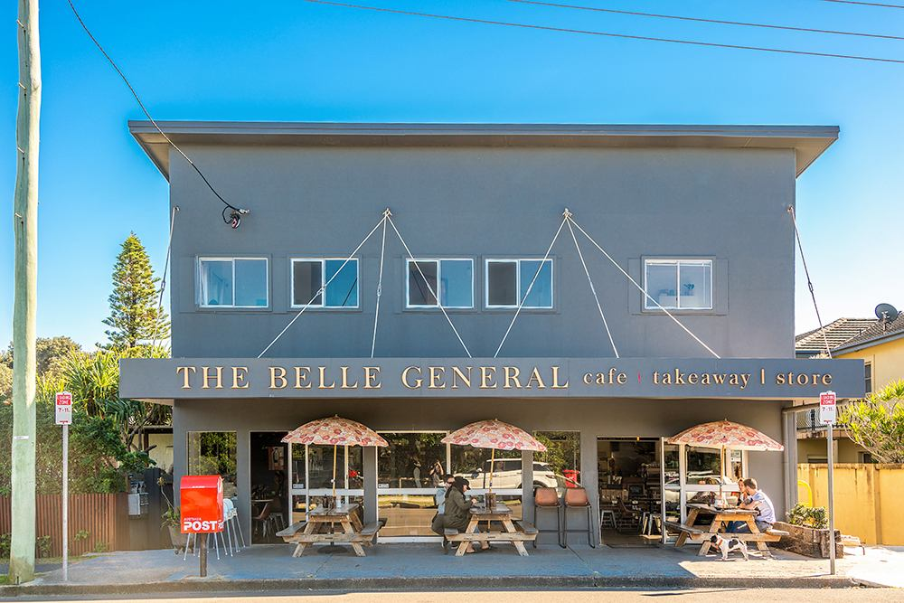 The Belle General Cafe
